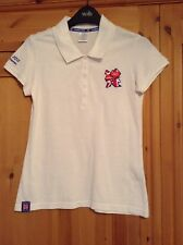 LONDON 2012 OLYMPIC GAMES POLO TOP IN EXCELLENT CONDITION, SIZE 10