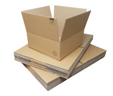 Double Wall Corrugated Cardboard Boxes 457 x 457 x 180mm (18x18x7ins)