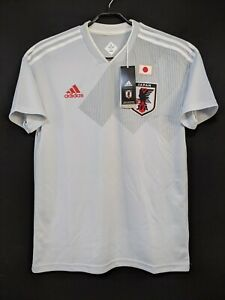 2018 JAPAN Away Jersey Soccer Shirt adidas M(Japan Size)