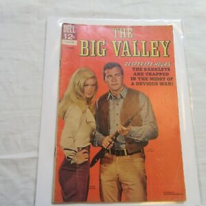 SILVER AGE COMIC THE BIG VALLEY 1967 #5