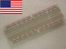 830 Tie-Point Solderless MB-102 Breadboard Protoboard BEST QUALITY *US SHIP*