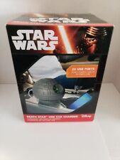Star Wars Estrella De La Muerte USB cargador de coche