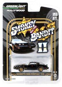 Greenlight Smokey and the Bandit II Bandit's 1980 Pontiac T/A 44710-B NIB