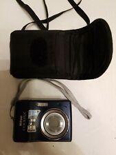 Nikon COOLPIX L14 7.1MP Digital Camera And Case  - Black