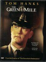 DVD THE GREEN MILE TOM HANKS USED