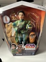 Star Wars Disney Forces of Destiny Princess Leia Organa & Wicket the Ewok Hasbro