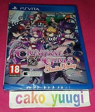 CRIMINAL GIRLS INVITE ONLY SONY PS VITA NEUF SOUS BLISTER TEXTE ANGLAIS