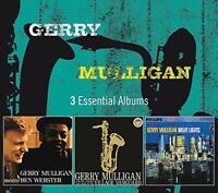 Gerry Mulligan - 3 Essential Albums [CD]