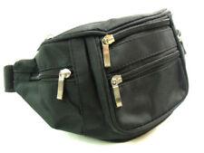 Cinturón monedero de viaje negros