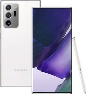 NEW SAMSUNG GALAXY NOTE 20 ULTRA DUMMY DISPLAY PHONE - MYSTIC WHITE (UK SELLER)