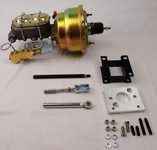 1960 1966 Chevrolet C10 Truck Power Brake Booster Master Cylinder Disc Drum Fits Truck