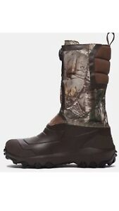 *NEW* Under Armour Sz 8 UA Ridge Reaper Insulated Hunting Boots Mens 1261932-946