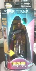 1998 Star Trek Transporter Collectors Series Captain Jean-Luc Picard NEW