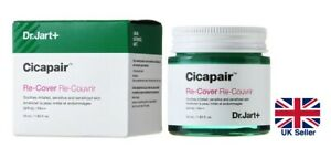 DR JART+ Cicapair Re-Cover Cream [55ml] SPF40 PA++ Blemishes Irritated Skin [UK]