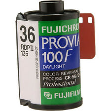 1 Roll Fuji FujiChrome Provia RDP 100F-36 Color Slide Film, 1-2018