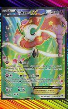 Florges EX FA - XY4:Vigueur Spectrale - 116/119 - Carte Pokemon Neuve Française