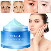 Anti-Aging Hyaluronic Acid Gel Cream Wrinkle Face & Eye Serum Skin Moisturizer
