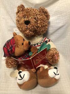 Twas The Night Before Christmas Papa Bear and Cub