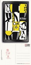 PLANTERS PEANUTS PUZZLE UNUSED ADVERTISING COLOUR POSTCARD (b)