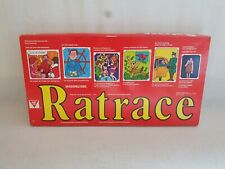 Ratrace - Board Game - HP Gibson / Waddingtons - Complete 1973