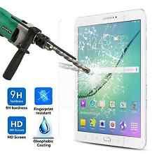 2x Premium Tempered Glass Screen Protector Samsung Galaxy Tab S2 9.7 T810 T815