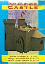Parallel Universe Castle Kidsize Cardboard Pattern PUC41 UNCUT
