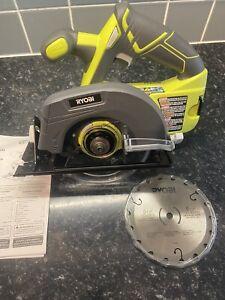 Ryobi   circular saw p505 one + 18v brand new (bare tool )