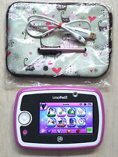 Leapfrog LeapPad 3 - Purple Tablet Console - 25+ Games / Case / USB (Ref Beth)