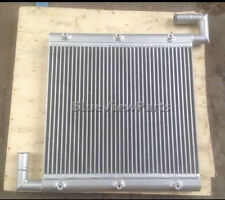 Aluminum hydraulic oil cooler for Hitachi EX60,EX60-3 excavator