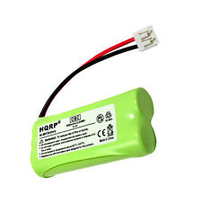 HQRP Cordless Phone Battery for GE 5-2734 2-8871 5-2814 2-7902 2-7909 2-7911
