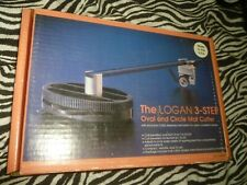 The Logan 3-Step Mat Cutter - Used Very Nice Condition