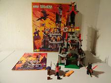 ( GO ) Lego 6097 Night Lord's Castle Ritterburg MIT OVP & BA GEBRAUCHT Ritter