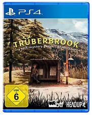 PS4 Spiel Trüberbrook NEUWARE