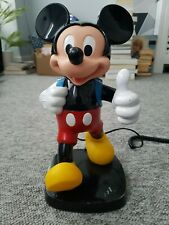 Tyco Vintage Disney Mickey Mouse Backpack Telephone / Phone - Rare Collectable