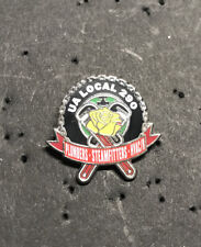 UA PLUMBERS PIPEFITTERS STEAMFITTERS  UNION LOCAL 290 Lapel Pin