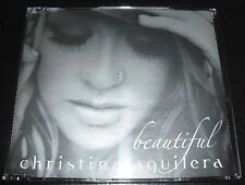 Christina Aguilera Beautiful Australian Enhanced CD Single - Like New