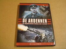 DVD / DE ARDENNEN - HET WAARGEBEURDE VERHAAL VAN 11 HELDEN
