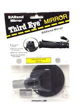 Third 3rd Eye Bicycle Bar End Mirror Motorcycle New