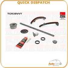 TIMING CHAIN KIT FOR TOYOTA CELICA 1.8 08/99-07/05 2441 TCK35VVT3