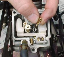 2008-12 Kawasaki Ninja 250R EX250R EX 250 R Cold Blooded Hard Start Carb Fix