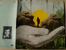 FRANCOIS D'ASSISE (Bernard Pisani) - LP France 1982 - pochette ouvrante, PAROLES