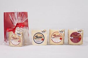 Mixed Manchegoes D.O.P Cheeses Pack: 750 gr - Crafts Production - SPAIN -