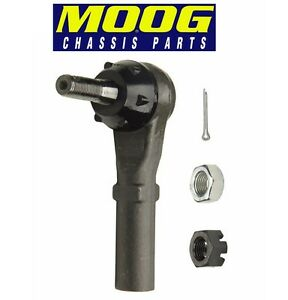 For GMC Sierra 1500 2500 HD Classic Front Outer Steering Tie Rod End Moog ES3609