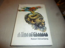 ROBERT SILVERBERG a Time of Changes HC book club 1971 hardcover SCIENCE FICTION