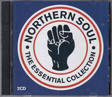 Northern Soul The Essential Collection 2CD Frank Wilson Jimmy James Linda Jones