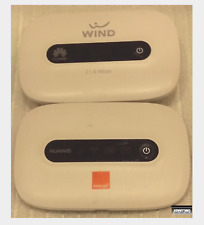 Usado Huawei E5331 21 Mbps de banda ancha móvil HSPA + 3G Punto de acceso WiFi Desbloqueado