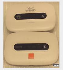 USED Huawei E5331 21Mbps 3G HSPA+ mobile broadband WiFi hotspot UNLOCKED