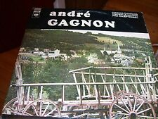 ANDRE GAGNON-LES GRANDS SUCCES-2 LP-NM-COLUMBIA-PICTURE GATEFOLD-QUEBEC,CANADA