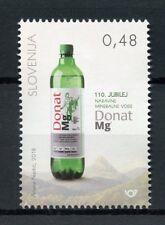 Slovenia 2018 MNH Donat Mg Natural Mineral Water 110th Anniv 1v Set Stamps