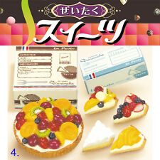 Rare! Re-ment Miniature Elegant Sweets Luxurious CakesNo.4 Girls Love Fruit Tart